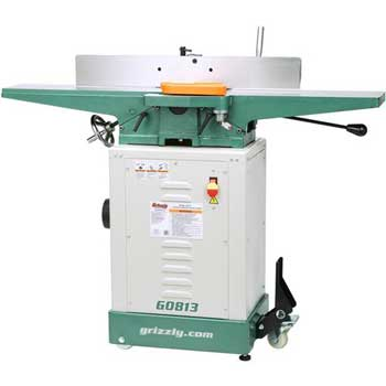 Grizzly-Industrial-G0813-6x48-Inch-Jointer-with-Economy-Stand