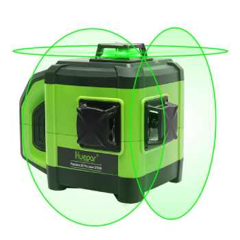 Huepar 3D Green Beam Self-Leveling Laser Level (1)