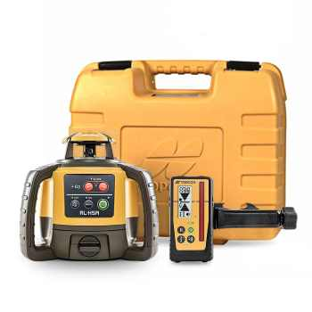 Topcon RL-H5A Self-Leveling Rotary Grade Laser Level (1)