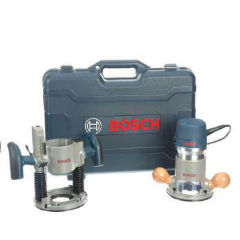 Bosch 1617EVSPK Woodworking Router Combo Kit