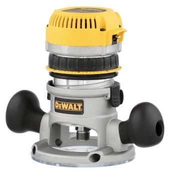 DEWALT DW616 1-3:4-Horsepower Fixed-Base Router