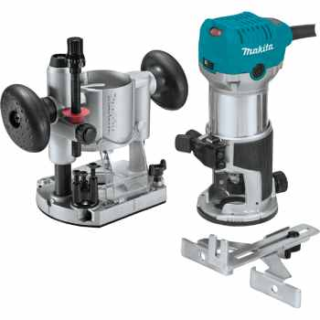 Makita RT0701CX7 1-1:4 HP Compact Router Kit