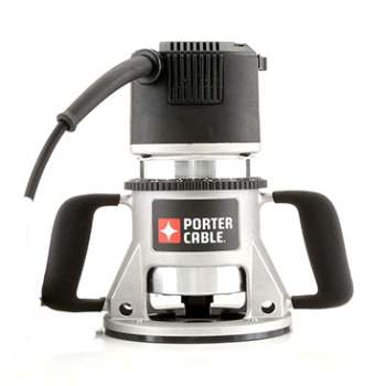 PORTER-CABLE 7518 Speedmatic Fixed-base 5-Speed Router