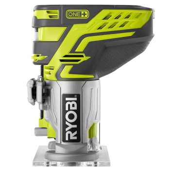 Ryobi P601 One+ 18V Lithium-Ion Cordless Fixed-base Trim Route