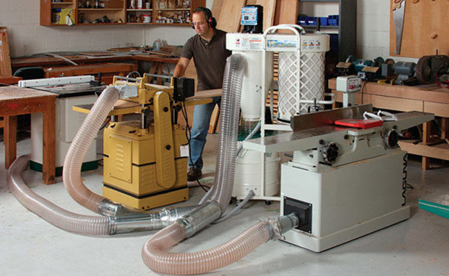 dust collector buying guide