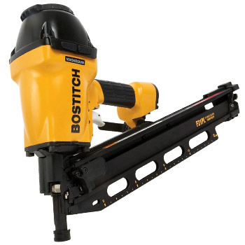BOSTITCH Framing Nailer, Round Head