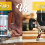 fixed vs plunge router